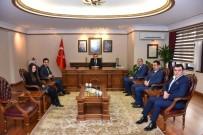 RAMAZAN GÜL - AK Parti Merkez İlçe Teşkilatından Vali Çeber'e Ziyaret