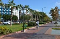ÜCRETSİZ İNTERNET - Alanya'da 'Akıllı Kent' Oluyor