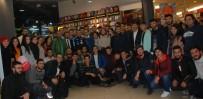 GAZIOSMANPAŞA ÜNIVERSITESI - Ampute Milli Takım'ın Gazi Kaptanı Çakmak'a Tokat'ta Yoğun İlgi