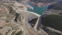 KANDIL - Ayvalı Barajı'nda Su Seviyesi Yüzde 8'E Düştü
