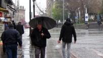 TRAKYA BÖLGESİ - Balkanlar'dan Gelen Kar Yurda Giriş Yaptı