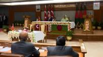 TÜRK STANDARTLARI ENSTİTÜSÜ - Bangladeş İle Türkiye Arasında 2 Anlaşma İmzalandı