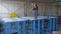 ÇÖP KONTEYNERİ - Başiskele Belediyesi Temiz Çevre İçin Çalışıyor