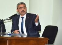 İSABEYLI - Başkan Alıcık, Şırlan Su Fabrikasının İsim Hakkının Satılması İle İlgili Konuştu