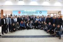 AKILLI TAHTA - Başkan Atilla Amatör Spor Kulüpleri Temsilcileri İle Bir Araya Geldi