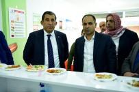 BESLENME ALIŞKANLIĞI - Başkan Atilla'dan Sağlıklı Yaşam Merkezine Ziyaret