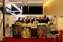 HILMI DÜLGER - Başkan Kara 'Anadolu Dünya Dolu' Kongresine Katıldı