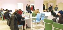 CEMIL ÖZTÜRK - Başkan Vekili Öztürk'ten Sürekli Eğitim Merkezine Ziyaret