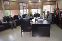 SARMAŞıK - Başkan Yaman, Muhtarlarla Bir Araya Geldi