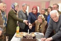 AYDIN VALİSİ - Bayan Köşger'den Anlamlı Ziyaret