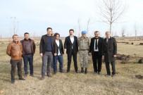 PİKNİK ALANI - Bismil'de 61 Dönüm Mesire Alanı Yapılıyor