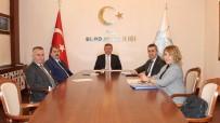 Bucak OSB Yönetim Kurulu Burdur'da Toplandı