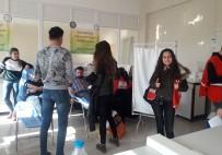 Buharkent MYO'da Kan Bağışı Kampanyası