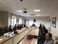 HÜSEYIN ÖNER - Burhaniye' De Sosyal Yardımlaşma Ve Dayanışma Vakfı Mütevelli Heyeti Seçildi