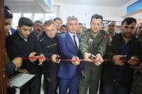 FAIK ARıCAN - Cizre'de Şehit Güvenlik Korucusu Dündar Page Kütüphanesi Törenle Açıldı