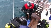 YAT LİMANI - Denizlerin Terk Edilmiş Av Araçlarından Temizlenmesi Projesi