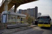 GAZİ YAŞARGİL - Diyarbakır'da Klimalı Durak Sayısı Artıyor