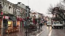 HAMZABEYLI - Edirne'de Kar Yağışı