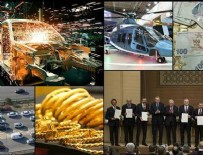 ZORUNLU TRAFİK SİGORTASI - Ekonomide 2017 böyle geçti