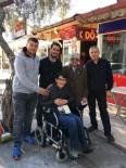 ENGELLİ VATANDAŞ - Engelli Vatandaşa Akülü Araba