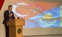 TANITIM FİLMİ - Giresun'da, Kazakistan'ın Bağımsızlığının 26. Yıldönümü Kutlandı