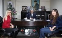 SİGORTA ŞİRKETİ - Güloğlu Sigorta'dan Başkan Berge'ye Ziyaret