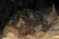 OLGUNLUK - Gümüşhane'de Akçakale Mağarası Turizme Açılacak