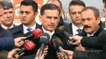 GÜNCELLEME - Başkentte Polis Memurunun Şehit Olması