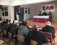İSMAİL BİLGİÇ - Hasköy'de Servis Şoförlerine Eğitim Verildi