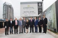 HÜSEYIN GÜLER - Irak'ın Ankara Büyükelçisi Mersin'de Capital Ticaret Merkezi'ni Ziyaret Etti