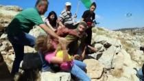 BAŞAKŞEHİR BELEDİYESİ - İsrail askerine meydan okuyan Filistinli kız gözaltında