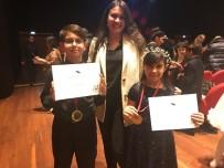ESENLI - İtalya'da Türk Öğrencilerden Piyano Yarışmasında Çifte Birincilik