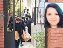 GRAFIK TASARıM - İzmir'de üniversite öğrencisi Zülal T. kılıçla katledildi