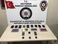 ÇAKAL - Kaçak Telefonlar Ve Tabletler Ele Geçirildi
