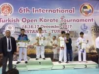 KARATE - Karateci Kardeşler Şampiyonadan Madalyalarla Döndü