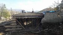 MEHMET ASLAN - Kartal Mahallesinde De Taziye Evi İnşaatına Başlandı