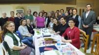 AHMET AKıN - Kursa Katılan Kadınlar Takı Üreticisi Oldu