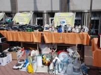 SÜPERMARKET - Melikgazi'de Ayrıştırılmış Çöp Toplanıyor