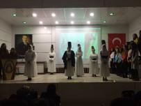 SEMA ŞİMŞEK - Mevlana, Hayme Ana Mesleki Ve Teknik Anadolu Lisesi'nde Anıldı