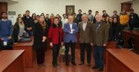 YILDIZ SARAYI - Mimar Ahmet Selbesoğlu Açıklaması 'Restorasyonda Aslolan Aslını Korumaktır'