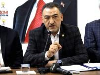 DEMOKRATİKLEŞME - Mustafa Şükrü Nazlı Açıklaması 15 Yılda Çok Büyük Hizmetler, Yatırımlar Ve Köklü Reformlar Gerçekleştirdik