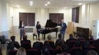 SAKSAFON - OMÜ Devlet Konservatuvarı Uluslararası Festivali Başladı