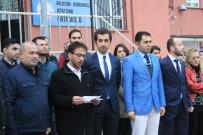 TÜRK EĞITIM SEN - Osmaneli'de Öğretmenlere Artan Saldırılara Tepki