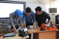 İŞ KAZASI - Meslek Lisesinden Cern'e Uzanan Yolculuk
