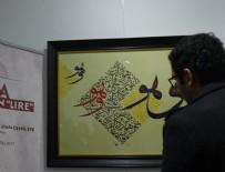 HİLYE-İ ŞERİF - Paris'te İslam hat sanatı sergisi açıldı