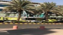 PATLAMA SESİ - Riyad'a Fırlatılan Füze İmha Edildi
