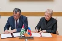 ABHAZYA - Rusya İle Abhazya Arasında Eğitimde Denklik Anlaşması İmzalandı