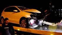 Samsun'da Trafik Kazası Açıklaması 2'Si Çocuk 6 Yaralı