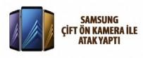 SAMSUNG - Samsung A8'de çift ön kamera ile telefonda atak yaptı