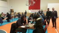 SATRANÇ TURNUVASI - Satranç İl Birinciliği Şampiyonası Sona Erdi